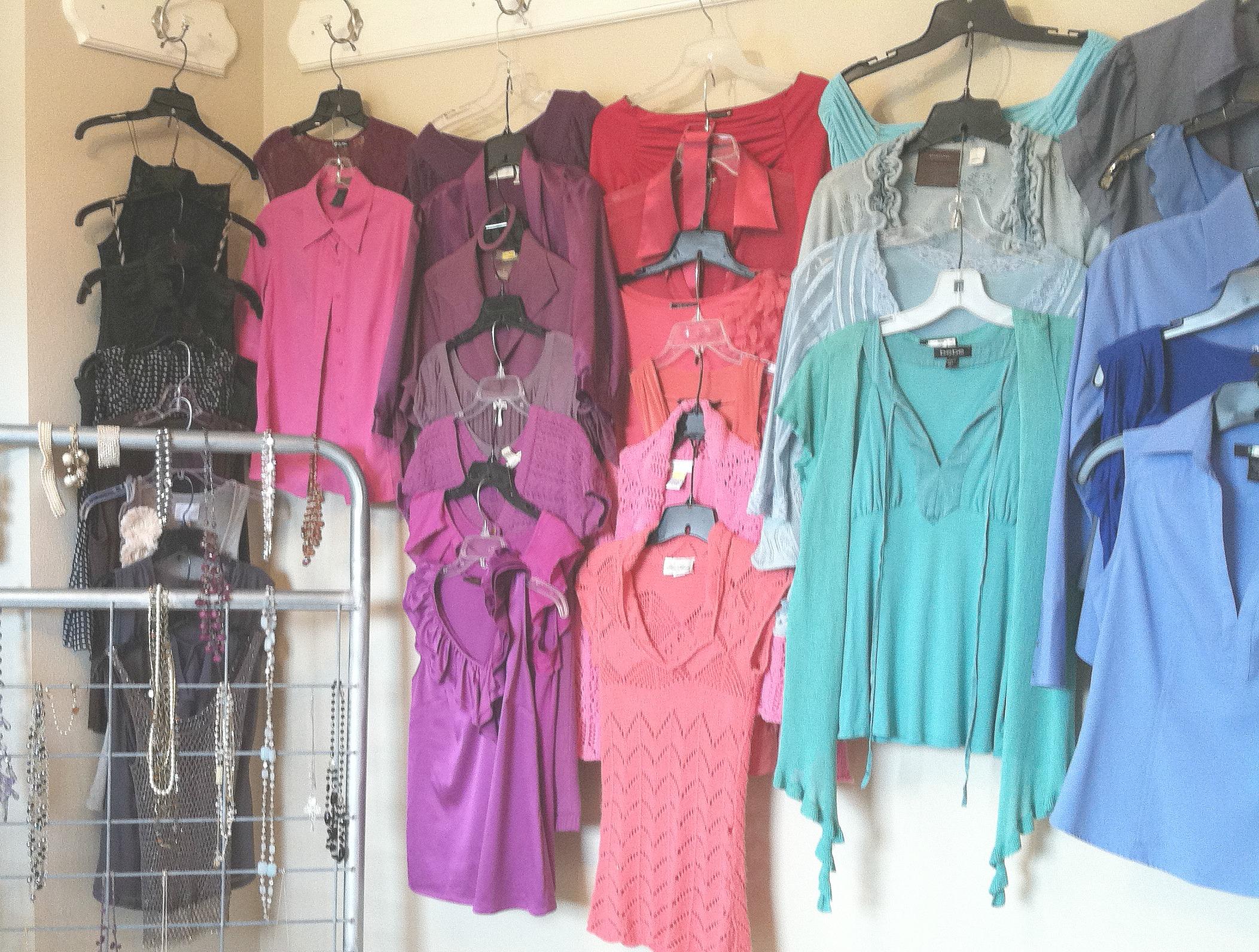 Organize Your Closet - An Unconventional Idea