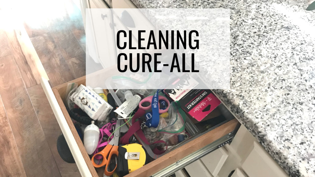 Common Organizing Mistakes - Cleaning Cure-all