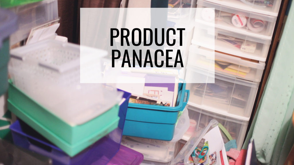 Common Organizing Mistakes - Product Panacea