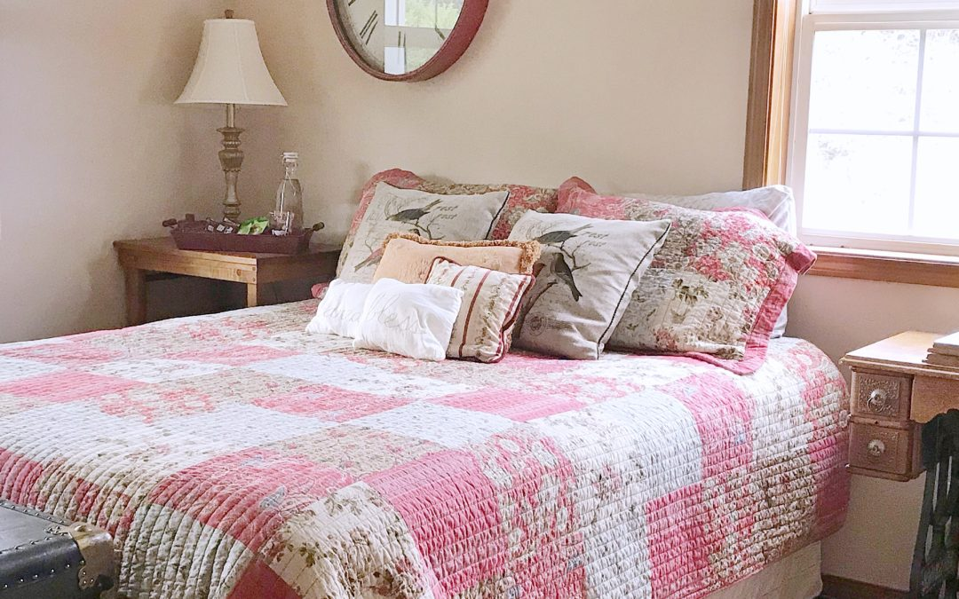 Guest Room Ideas to Create a Welcoming Space