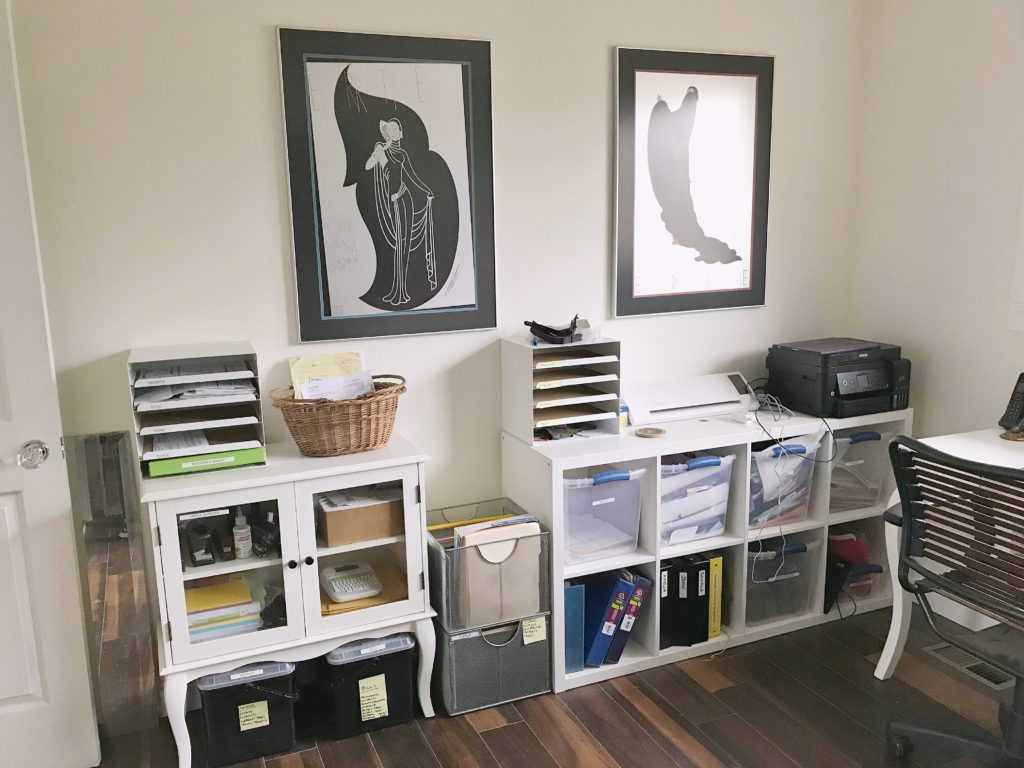Family Organization Center - Home Office