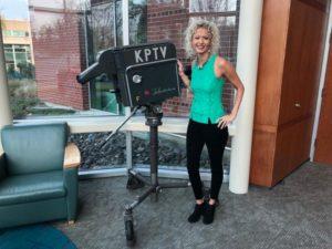Vicki Norris at KPTV