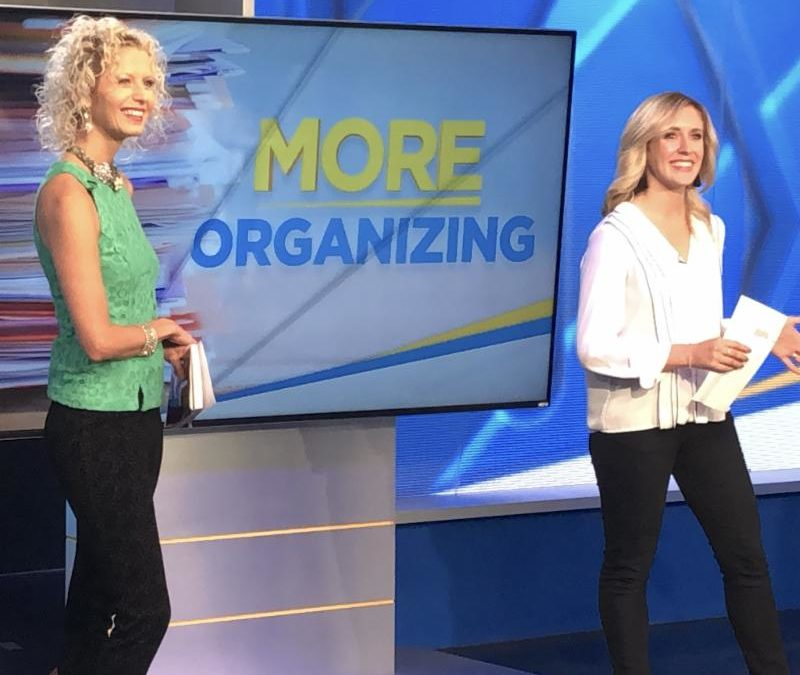 News Release: Vicki Expands to a Weekly TV Organizing Segment