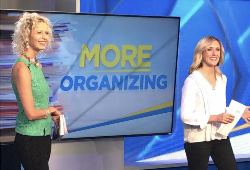Vicki Norris Organizing Expert on MGDO