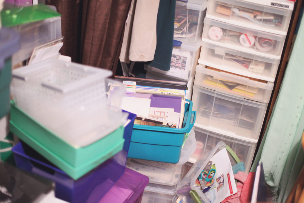 Best Organizing Products - Messy Plastic Bins