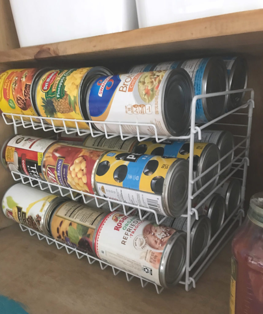 Best Organizing Products - Organized Canned Food