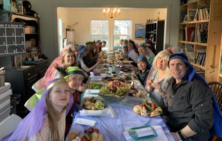 Reclaim the Family Dinner Table - create experiences