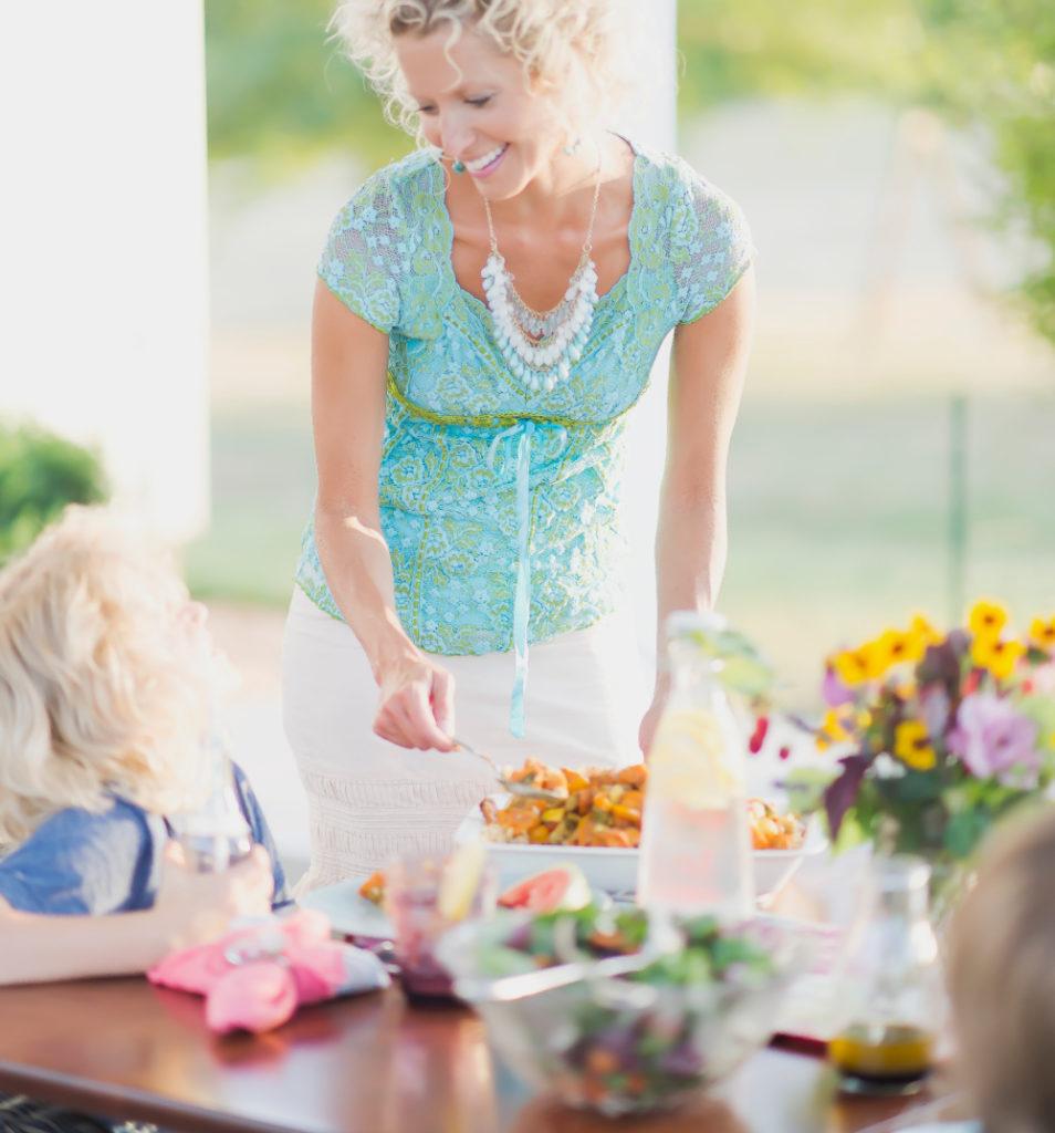 Reclaim the Family Dinner Table - Family Time