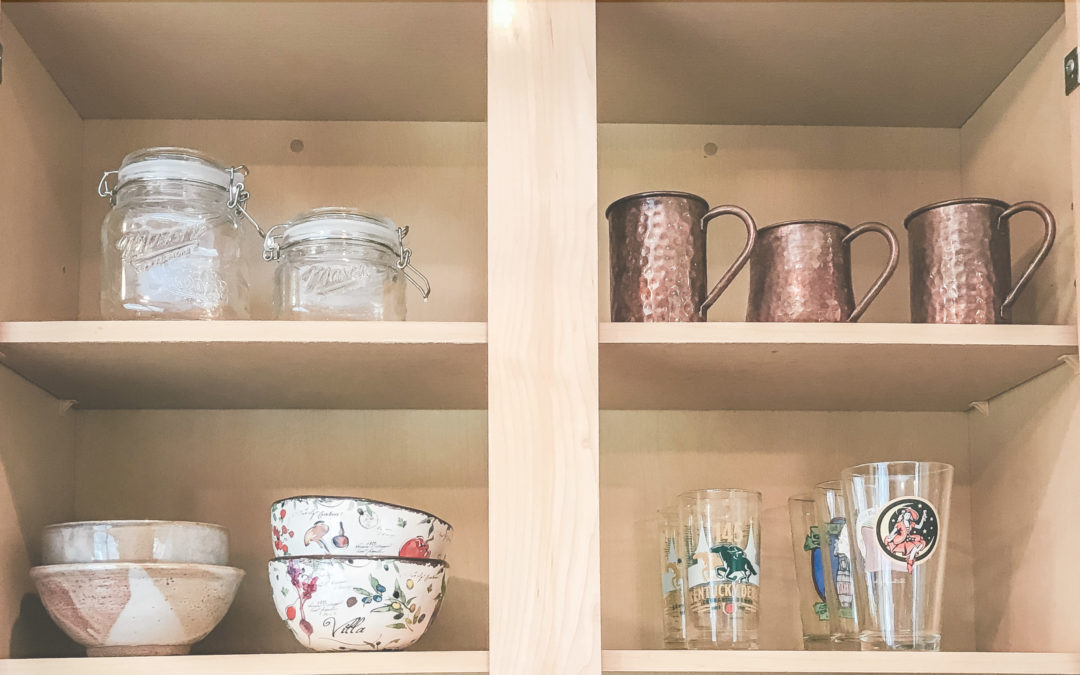 Restore the Heart of the Home: 6 Steps to Kitchen Organization