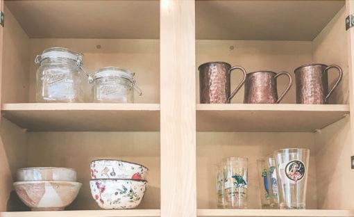 Kitchen Organization - Restoring Heart of the Home