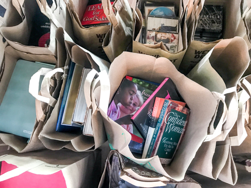 Solutions for Books - Donations