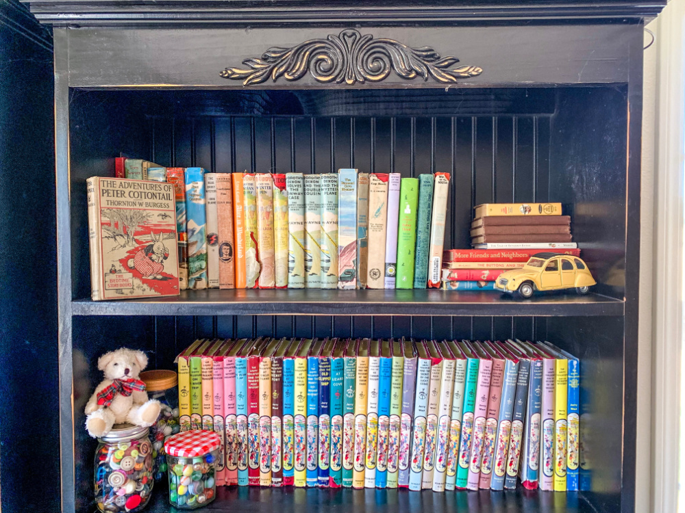 Solutions for Books - Childrens Antique