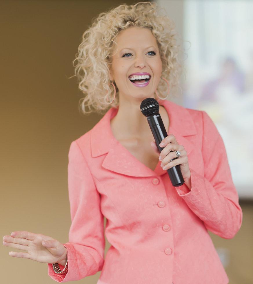 Organizing Expert Speaker - Vicki Norris