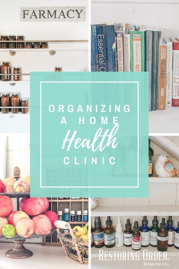 Organizing a home health clinic