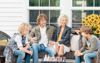 Get Organized to Reclaim Your Family