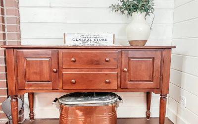 Optimizing Storage Furniture