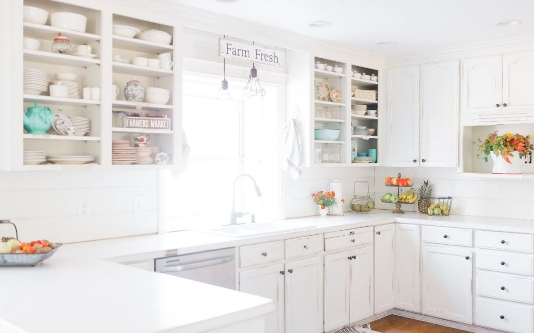 Habits to Keep the Family Kitchen Organized