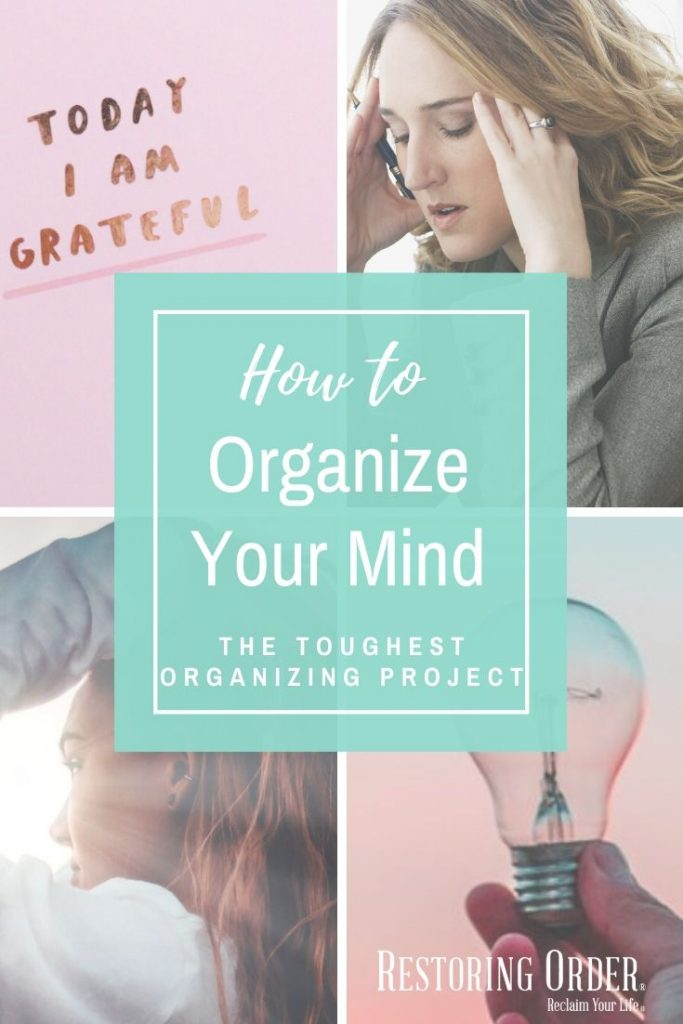 Toughest Organizing Project