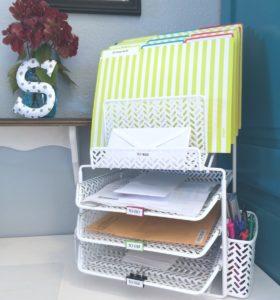 Paper Organization - Action Center