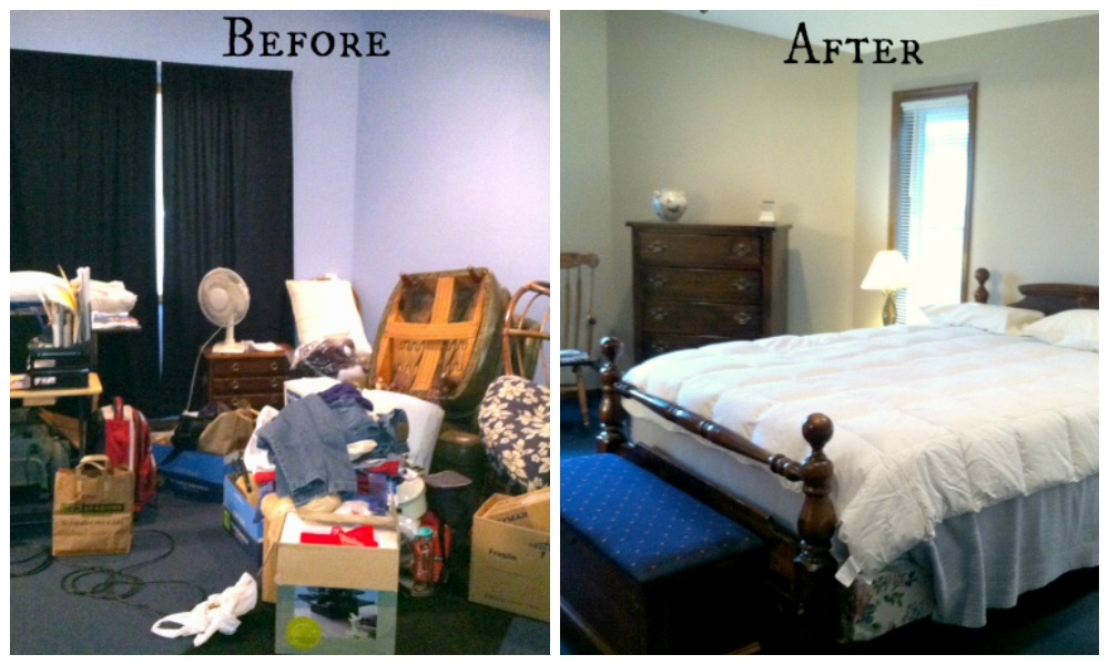 Times of Transition – Clearing Out the Family Home – The Bedroom