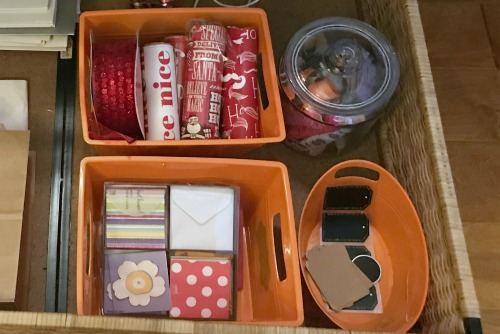 Creative Gift Wrapping Station Hacks - Cards and Labels