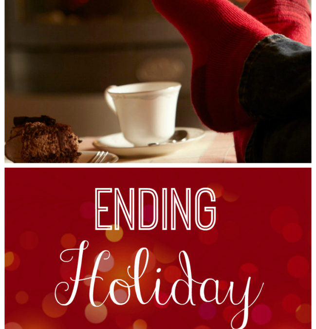 Ending Holiday OVERwhelm ebook