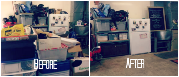 Before & After Transformations: 4 Steps to a Spectacular Garage