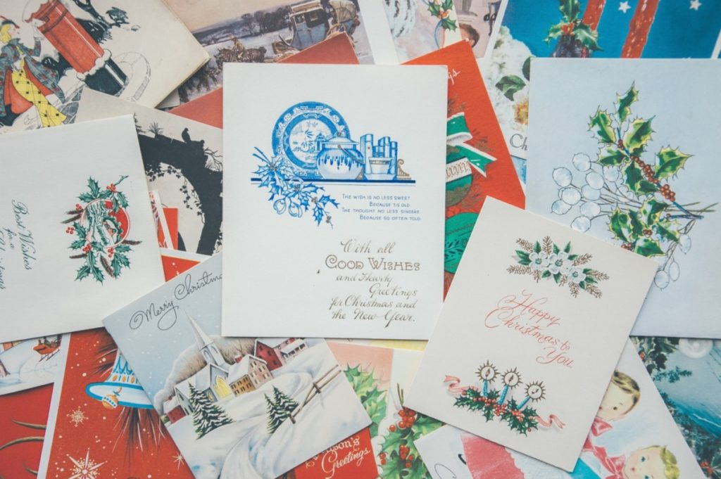 How to Process Greeting Cards