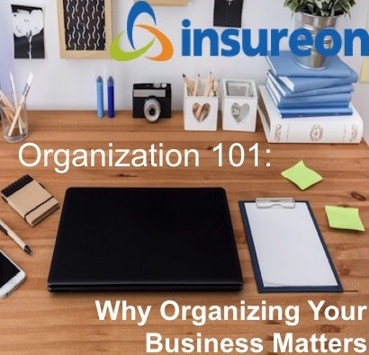 Organization 101: Why Organizing Your Business Matters