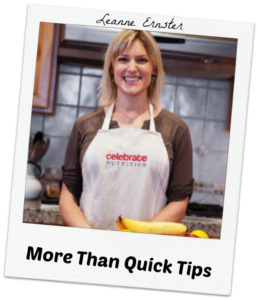 More than quick tips