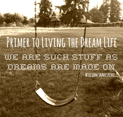 Primer to living your dream life