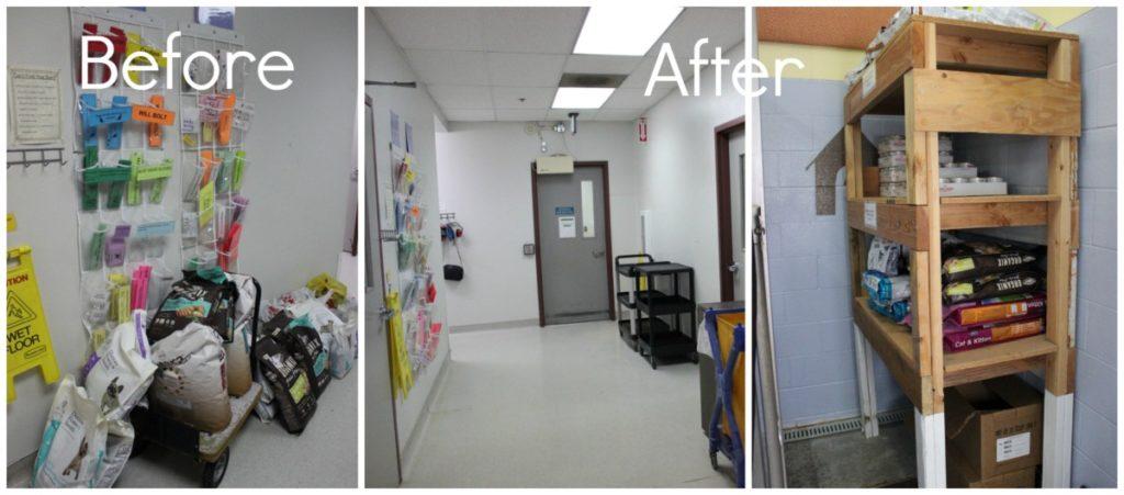 MGDO - WHS Workplace Organized Hallway