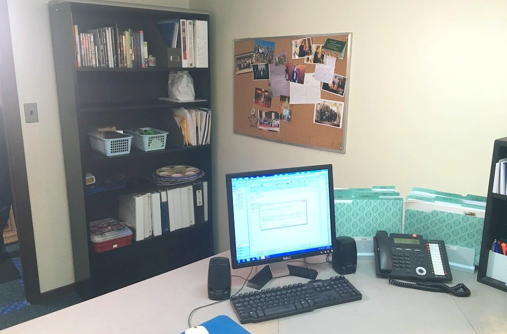 Office Tune Up: Organize Your Office to Empower Your Roles