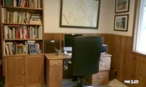 Creative Downsizing - Office in Previous Home