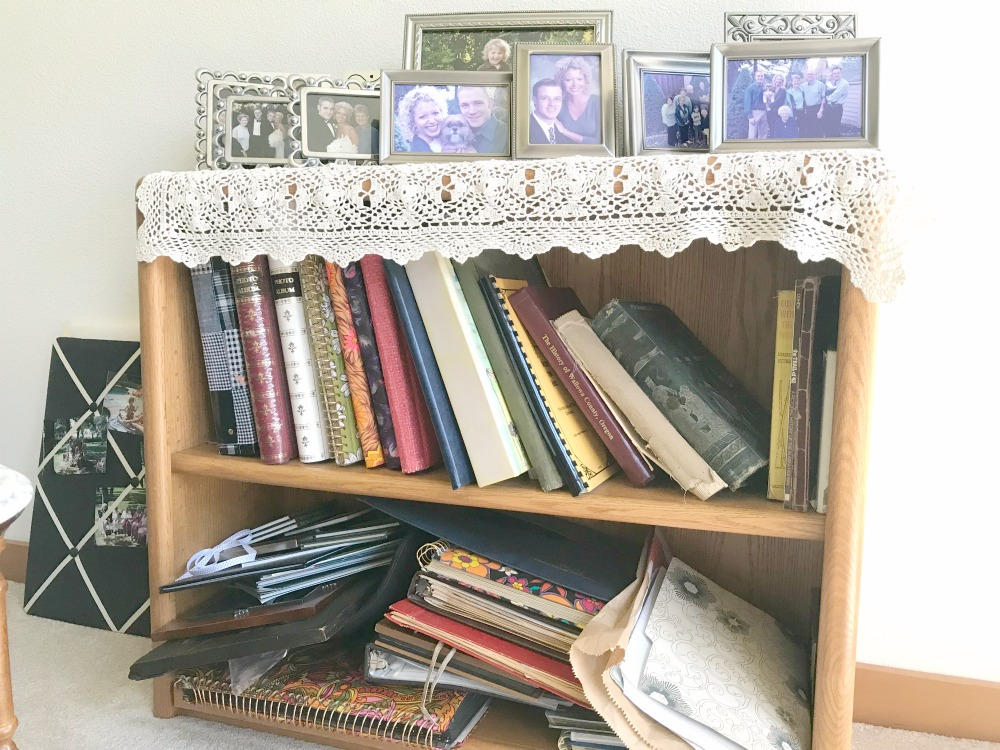 Organizing-Photo-Prints-Bookshelf