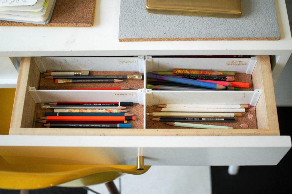 Organizing Your Junk Drawer