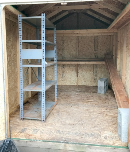 Overhauling Your Shed - Clean it Out