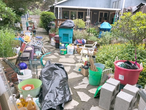 Overhauling Your Shed - Staging Area