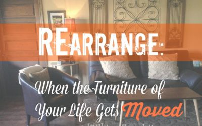 REarrange: When the Furniture of Your Life Gets Moved