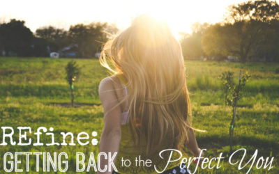 REfine: Getting Back to the Perfect You