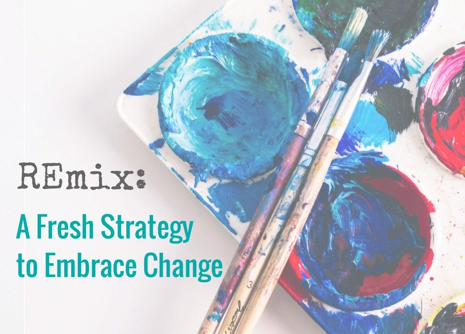 REmix: A Fresh Strategy to Embrace Change