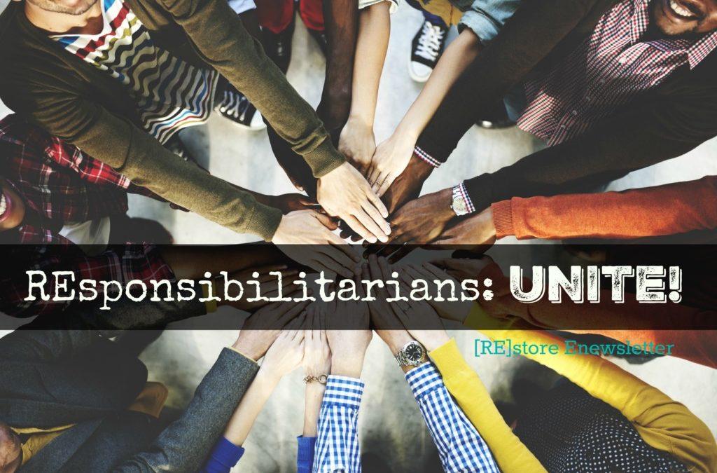 REsponsibilitarians: Unite!