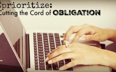 REprioritize: Cutting the Cord of Obligation