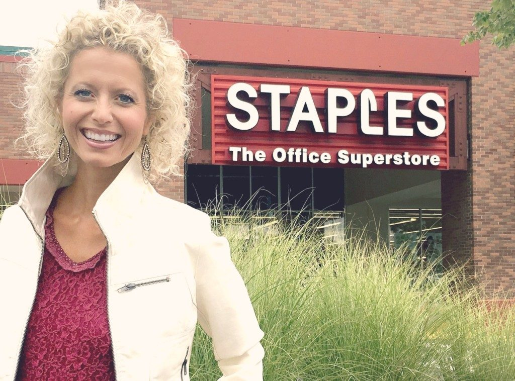 Reclaiming Workplaces with Staples