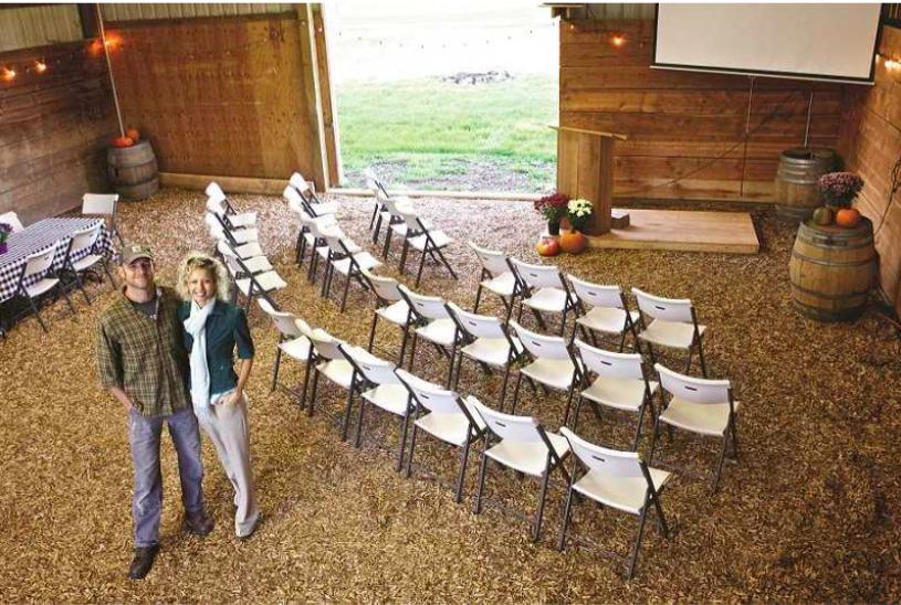Sherwood entrepreneur helps others Restore Order