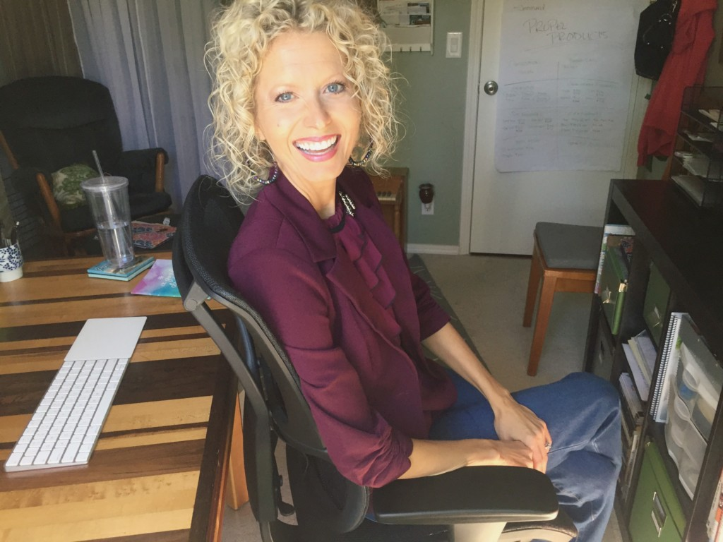 Support Yourself Entrepreneurial Wellness and Productivity Begins at Your Desk