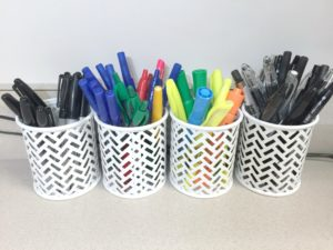 staples pencil cups