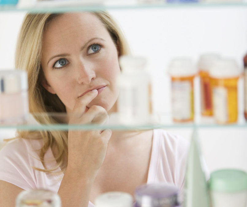 The Healthy Medicine Cabinet